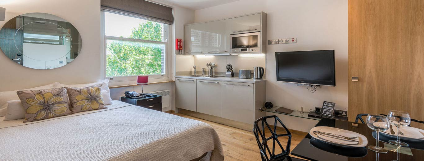 Space apart hotel luxury serviced apartments in hyde for Apart hotel londre