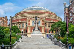 Christmas Schedule - Royal Albert Hall