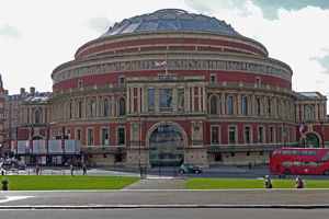 Free Friday Music – Royal Albert Hall