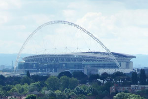 The FA Community Shield – Wembley Stadium